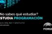 Jóvenes de Antofagasta Podrán Acceder a Formación en Programación de Forma Gratuita