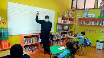 110 Establecimientos Educacionales de la Región Han Retornado a Clases Presenciales