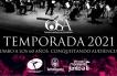 Sinfónica de Antofagasta Lanza su Temporada 2021 Con Estrenos en Línea y Material Pedagógico Para Estudiantes