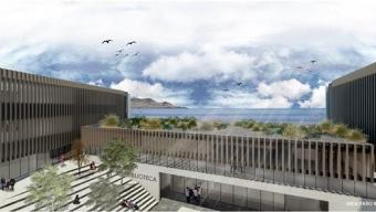 Culmina Diseño Del Nuevo Liceo Politécnico de Taltal