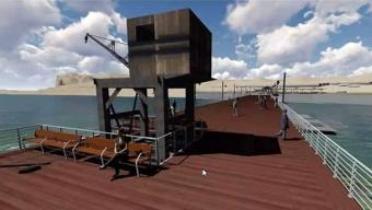 Avanza Diseño Para Restauración de Muelle Salitrero de Taltal