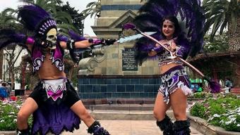 Lanzan Revista Del Festival Internacional de Pueblos Originarios