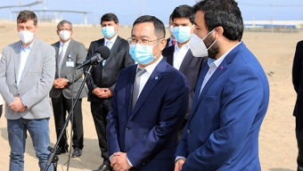 Autoridades Expusieron Ventajas de Antofagasta Para Construcción de Planta Elaboradora de Vacunas Sinovac