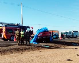Cuatro Muertos Dejan Dos Accidentes de Transito en el Sector Del Nudo Uribe Durante Densa Neblina