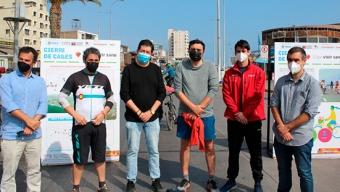 Comienza el Cierre de Calles Para Hacer Deporte en la Franja Horaria Elige Vivir Sano