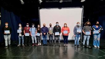 Estudiantes de Educación Superior de Mejillones Reciben Beca Municipal
