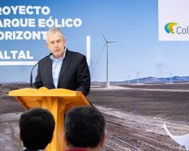 Colbún Invertirá US$850 en el Parque Eólico Situado en la Comuna de Taltal