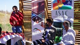 Asociación de Agricultores de Calama Recibió Terrenos en Comodato