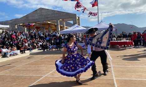 Con Fiesta Criolla, Campeonato de Cueca y Otras Actividades se Vivió el 18 en Taltal