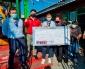 Pescadores Artesanales de Mejillones Reciben Fondos Para Mejorar su Capacidad Productiva