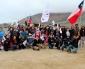 Encuentro de Changos Vivientes Del Norte de Chile en Taltal
