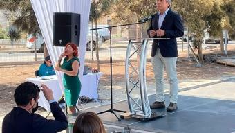 En Sitio Cero de Puerto Antofagasta se Inauguró Saco 1.0 Bienal de Arte Contemporáneo