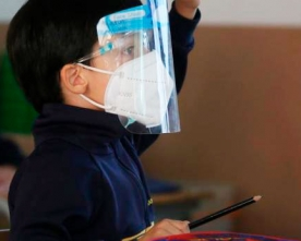 Desde Este Martes se Suman Nuevas Escuelas Que Vuelven a Clases Presenciales