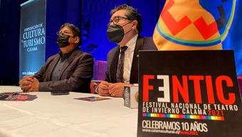 """Importantes Montajes de la Escena Nacional y Local Darán Vida al """"X Festival de Teatro de Calama, FENTIC 2021"""""""