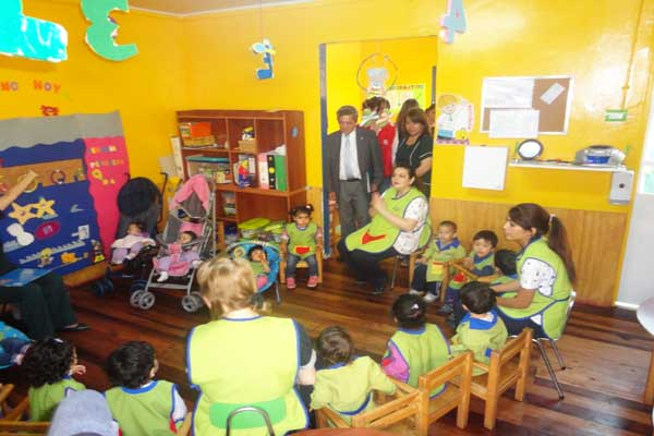 Implementan plan antirobos en jardines infantiles for Jardin infantil