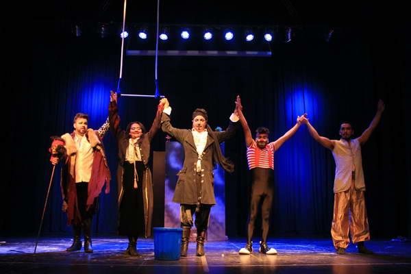 Obra de teatro ense a a ni os de mejillones la importancia for La cocina obra de teatro