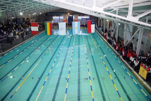 Ind reparar piscina ol mpica de antofagasta for Construir alberca economica