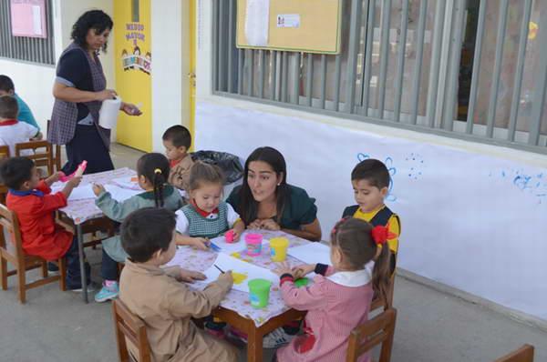 Gobierno inaugura de manera simult nea 70 nuevas salas for Cronograma jardin infantil 2015