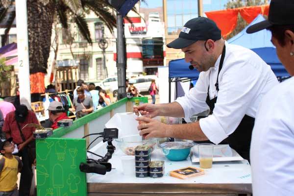 sonapesca y asipnor incentivan el consumo de pescado en feria gastronmica ucantofa en su salsaud